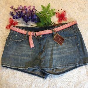 NWT bongo shorts